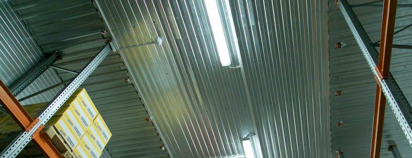 Пожарная сигнализация для склада