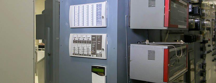 Система автоматического пожаротушения в архиве и библиотеке
