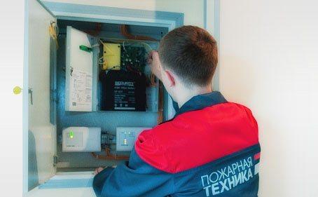 Монтируем сложные системы пожаротушения